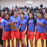 Southeast Lady Knights Win District Championship