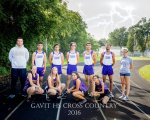 Girls & Boys Cross Country 2017