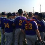 Hammond Gavit High School Varsity Baseball falls to Chesterton High School 13-1