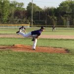Hammond Gavit High School Varsity Baseball beat Hammond Academy for Science & Technology 9-8