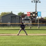 Boys Varsity Baseball beats East Chicago Central 14 – 4