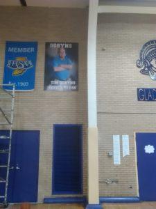 Gavit High School Super Fan  –  Tim Dobyns