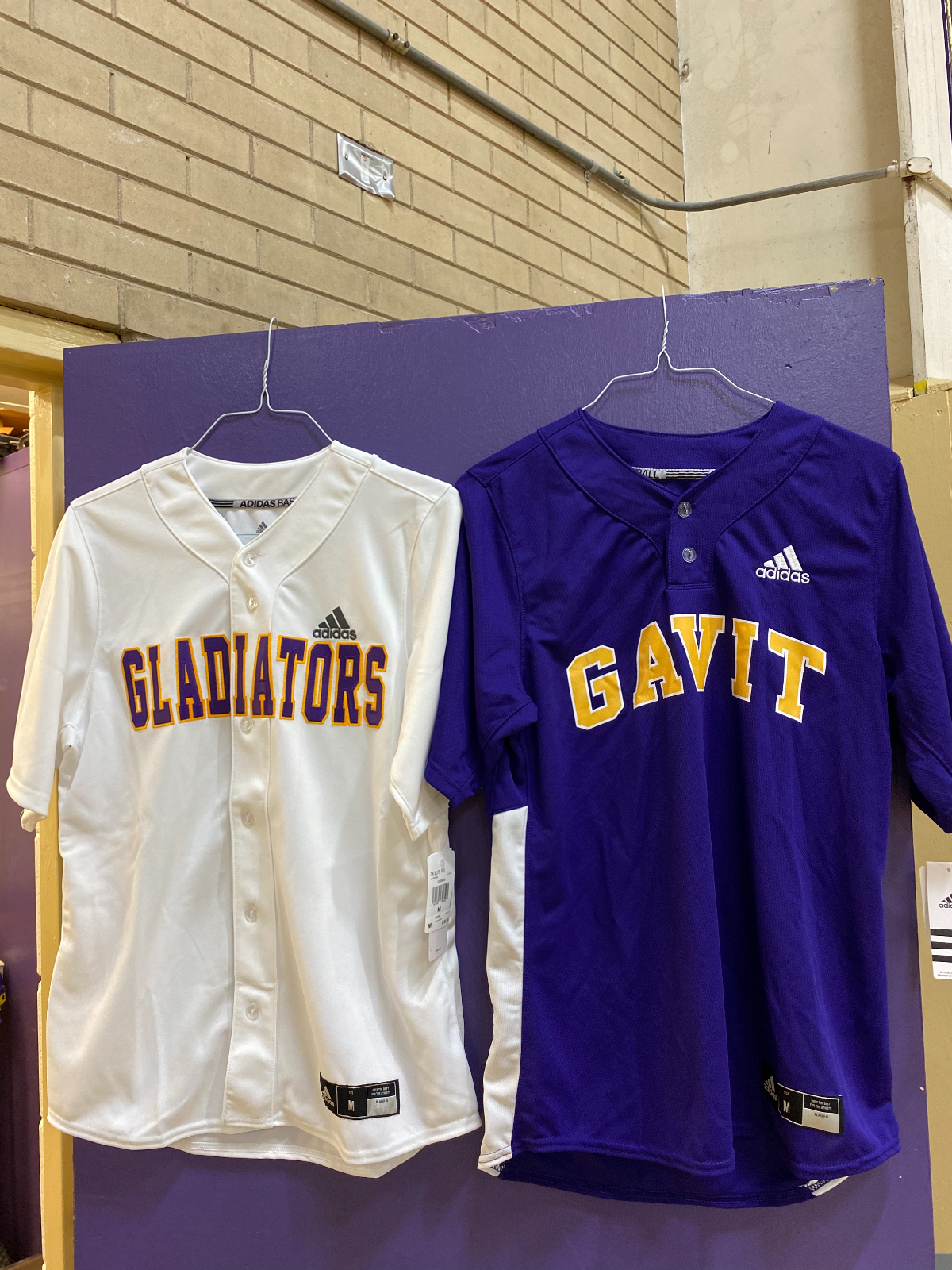 The Gladiator Baseball team is ready to open the season this weekend!!!