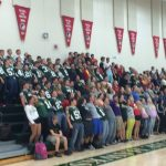 Pep Assembly Gets Students Pumped Up