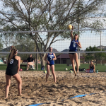 Girls Varsity Volleyball beats Boulder Creek 5 – 0