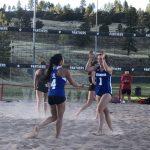 Girls Varsity Volleyball beats Coconino 5 – 0