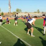 Video Highlights 7 v 7 Football