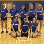 Successful Badminton Camp