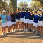 Girls Golf Finishes Second vs Pinnacle, Valley Vista
