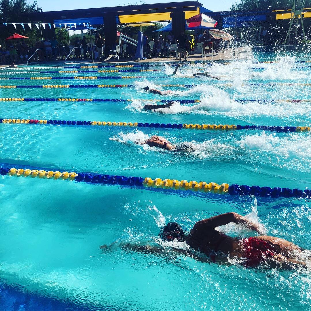 Swim and Dive Team Wins First Home Meet