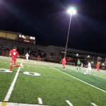 Boys Varsity Soccer falls to Chaparral 6 – 4