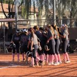 Girls Varsity Softball beats Mountain Pointe 10 – 0