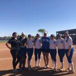 Girls Varsity Softball beats Mountain Ridge 16 – 1
