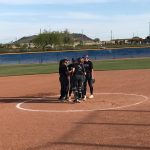 Girls Varsity Softball beats Boulder Creek 20 – 5