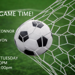 Come Out and Support your O'Connor Eagles Boys Soccer Team Tonight!