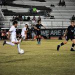 Boys OC Varsity Soccer Battled hard but fall to Highland 1-0