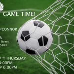 Come and support your O'Connor Eagles!