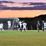 Varsity Boys Soccer Battled hard but fall to Hamilton 1-0