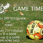 COME OUT AND SUPPORT YOUR EAGLES TONIGHT!