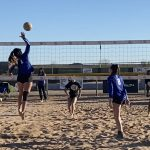 OC Beach Sweeps Season Opener vs Barry Goldwater