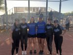 Girls Varsity Softball falls to Hamilton 8 – 7