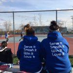Girls Tennis opens season with win over Griffith