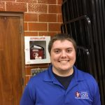 GRC Welcomes New Athletic Trainer, Kyle O'Brien