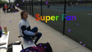 Girls Tennis 2018