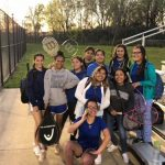 The Lady Pioneers Tennis team falls in Sectional Championship