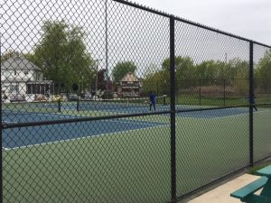 Tennis sectionals 2018