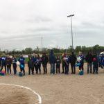 Lady Pioneers Softball celebrates Senior Night 2018