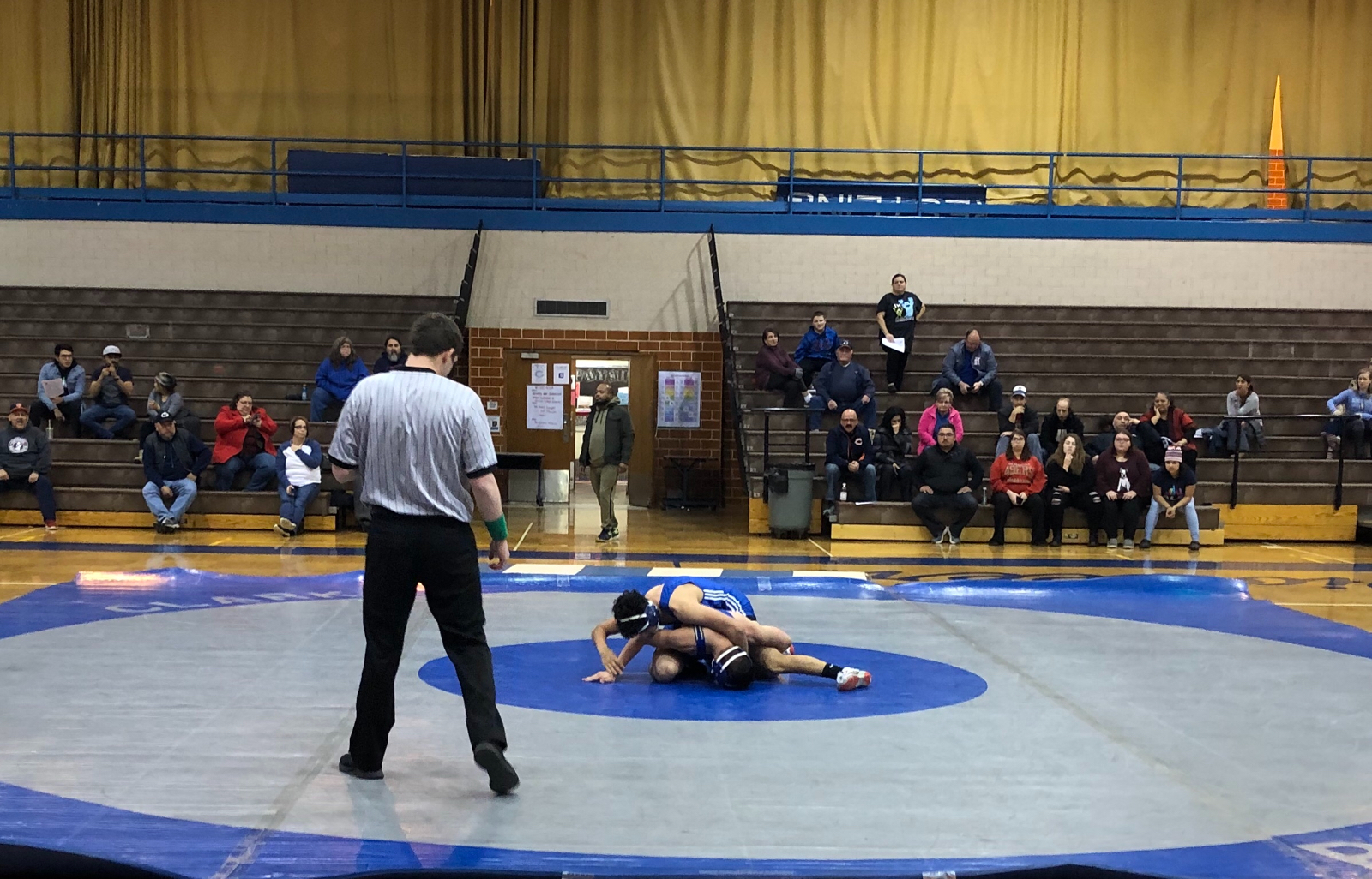 HS Wrestling to host Alumni Night, 12/11/18