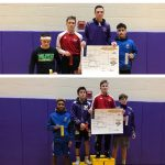 Pioneers advance 2 to Wrestling Semi-State