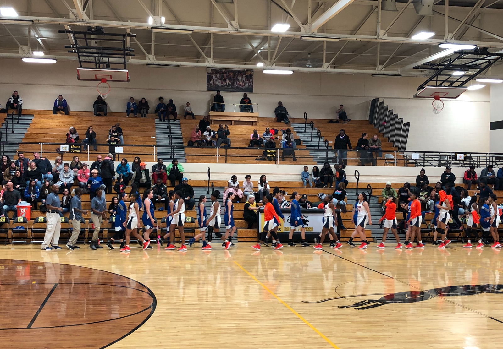 The Lady Pioneers Basketball season ends with loss to West Side