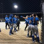 Lady Pioneers win 12-8 over Gavit HS