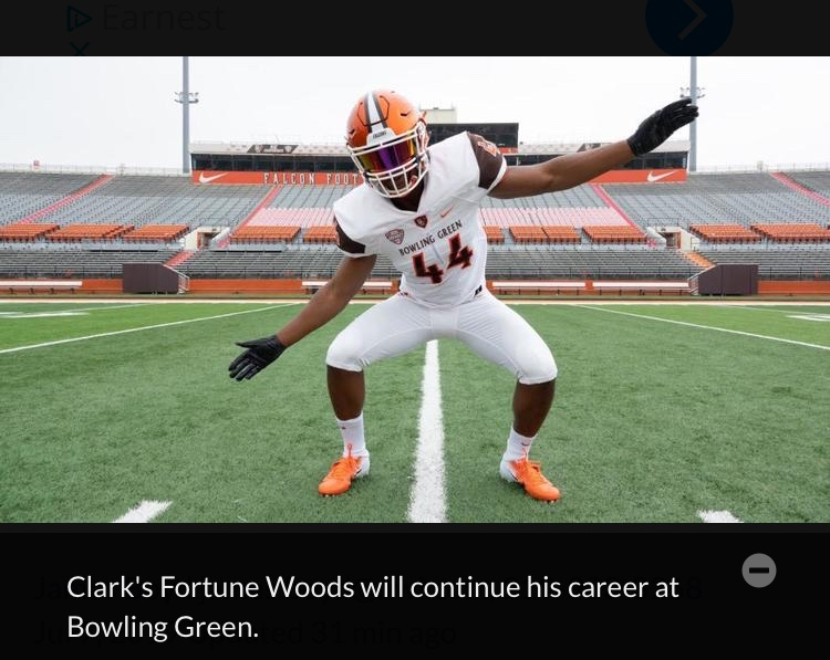 Congrats to Fortune Woods!