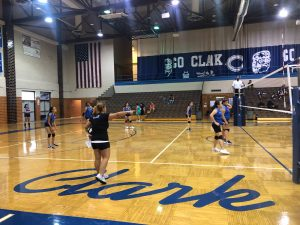 Volleyball Scrimmage GRC vs HH