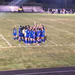 Lady Pioneers defeat the Lady Glads 5-0 #nwipreps #15k