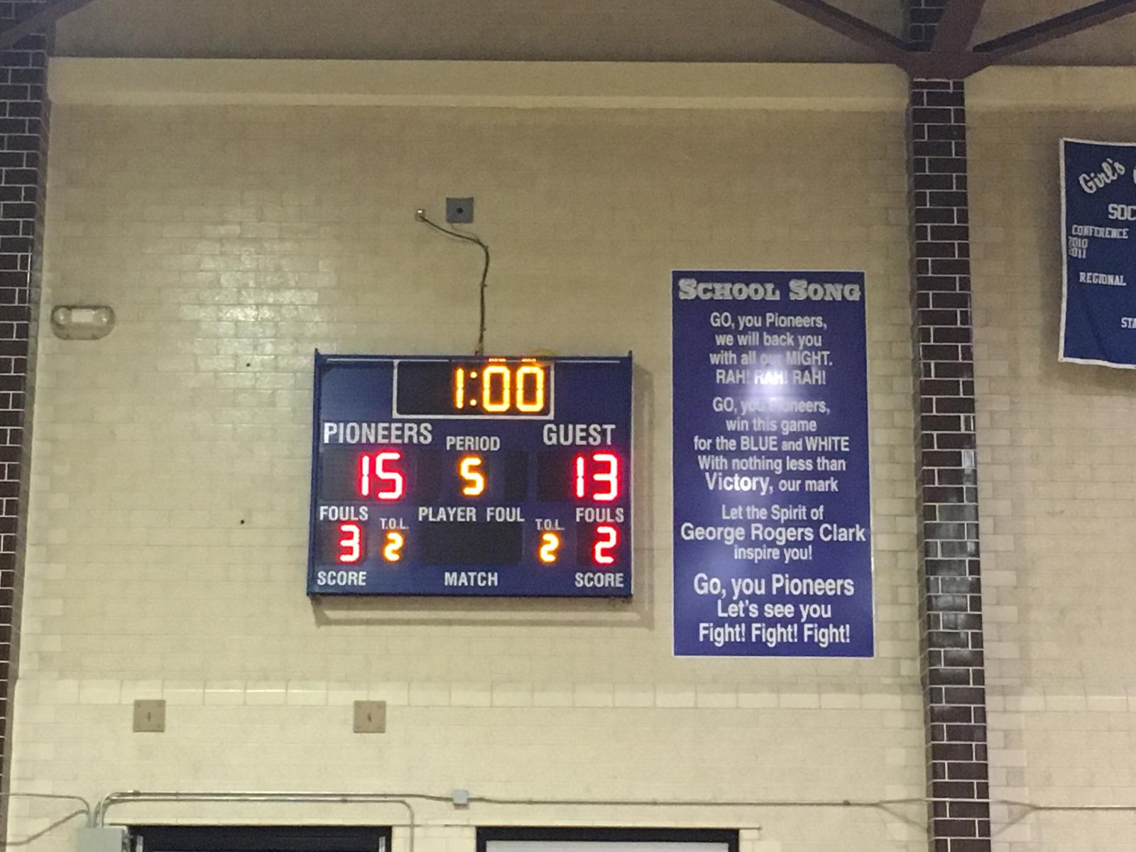 Volleyball defeats EC Central in a 5 set thriller! #WeWillLead #PioneerOn #NorthStarGRC #schk12 #15k #nwipreps
