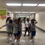 Girls Soccer at Morton