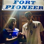 Medina and Frasco Hat-Tricks Lead The Pioneers to Win
