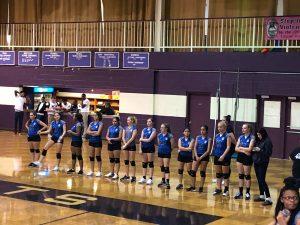 Volleyball Clark vs HH
