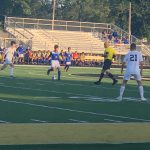 Boys Soccer falls to Griffith 1-0 in Sectional Semi-final