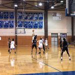 Girls Basketball Scrimmage vs Calumet