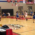 Girls Basketball at 21st Century