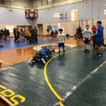 MS Wrestling vs Gavit