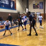 MS Basketball vs Scott