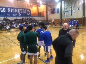 Boys Basketball vs Whiting