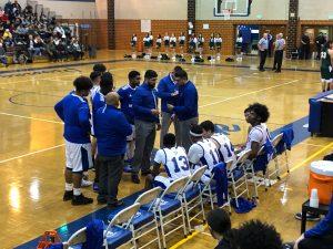 Basketball vs Whiting A