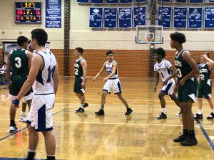 Basketball vs Whiting B